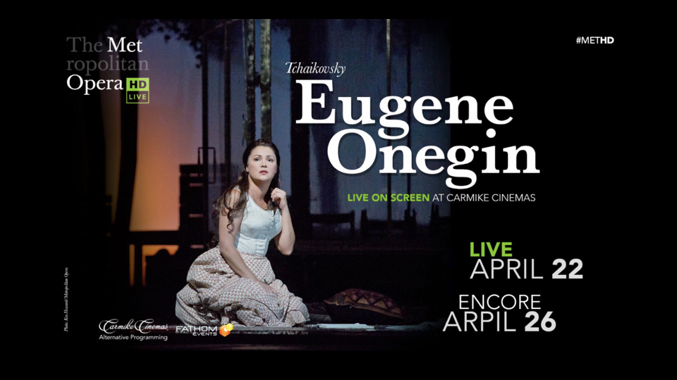 Anna Barker – Met Live Opera Pre-Performance Lecture for Eugene Onegin – 18 April 2017